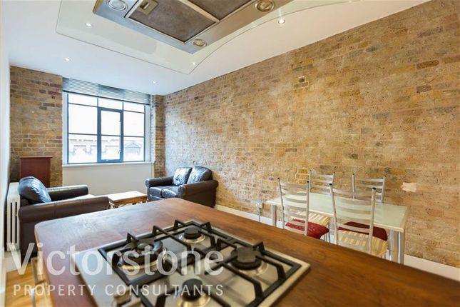 Thumbnail Flat to rent in Thrawl Street, Spitalfields, London