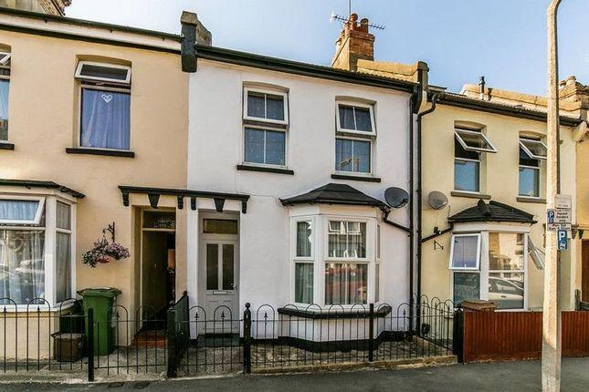 Thumbnail Terraced house for sale in Beulah Road, Sutton