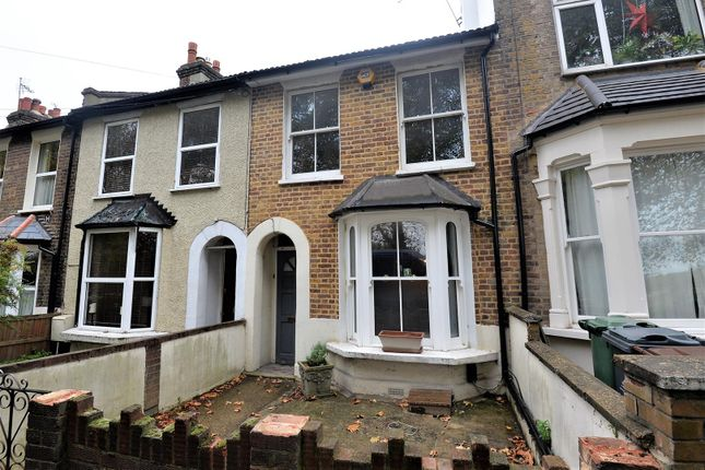 Thumbnail Terraced house for sale in Harrow Road, Leytonstone, London