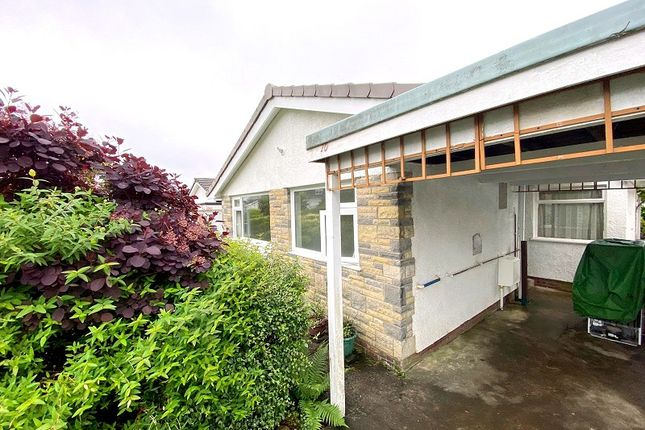 Detached bungalow for sale in Ravenswood Close, Neath, Neath Port Talbot.