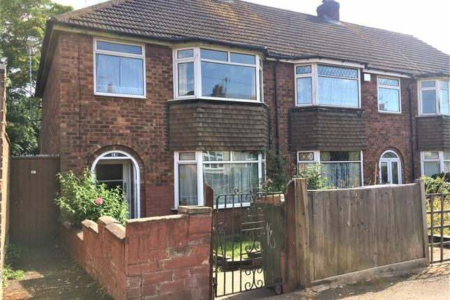 Thumbnail Terraced house to rent in Knight Avenue, Coventry
