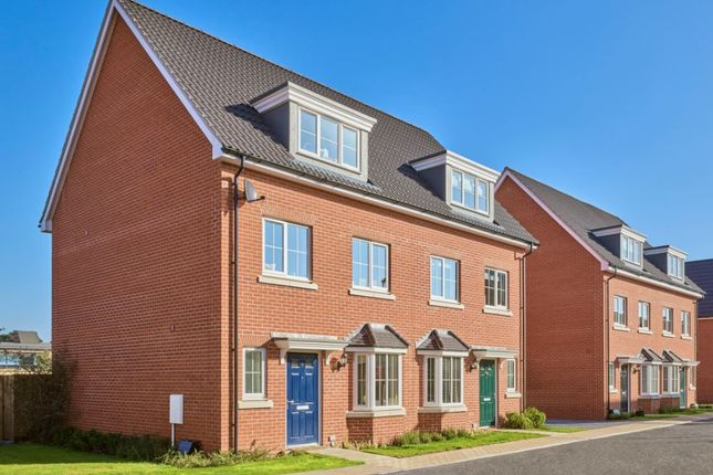 "Thumbnail Property for sale in ""The Halstead"" at Yarrow Walk, Red Lodge, Bury St. Edmunds"