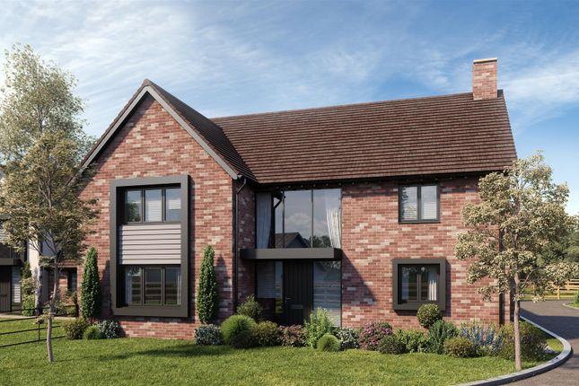 Thumbnail Detached house for sale in The Woodcote, Bowbridge Court, Shrewsbury