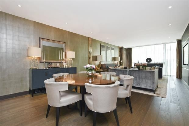 Thumbnail Flat for sale in The Knightsbridge Apartments, 199 The Knightsbridge