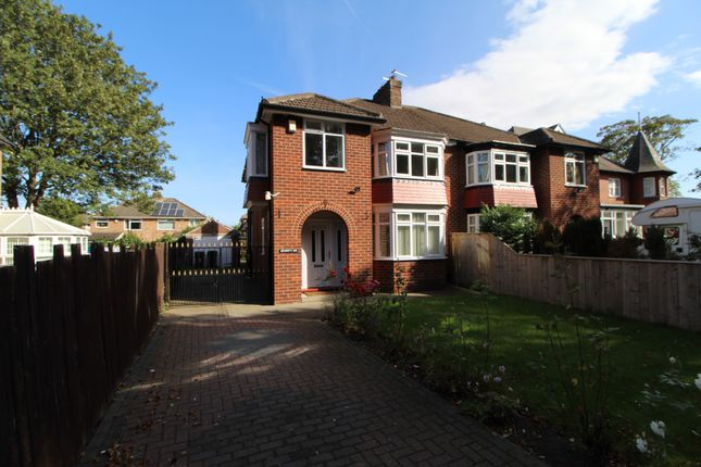Thumbnail Semi-detached house to rent in Roman Road, Middlesbrough, Cleveland TS55Qe