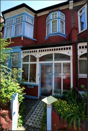 Thumbnail Terraced house to rent in Cleverleys Road, London