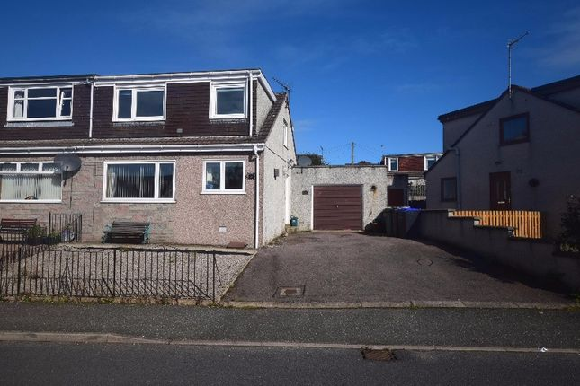 3 bed semi-detached house to rent in Craigend Road, Ellon, Aberdeenshire AB41
