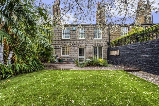 Thumbnail Terraced house to rent in Whittlesey Street, London