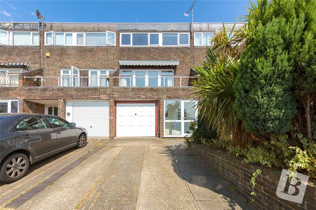Thumbnail Terraced house for sale in Wickham Place, Basildon, Essex
