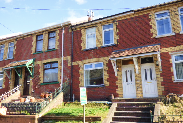 Thumbnail Terraced house for sale in The Avenue, Pontycymer, Bridgend