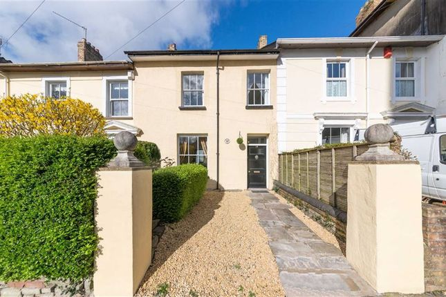 Thumbnail Terraced house to rent in Kensington Place, Newport