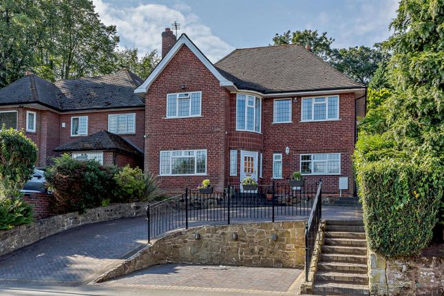 5 bed detached house for sale in Manor Road, Sutton Coldfield B73