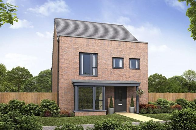 """Thumbnail Detached house for sale in """"Abbeystead"""" at Dunnock Lane, Cottam, Preston"""