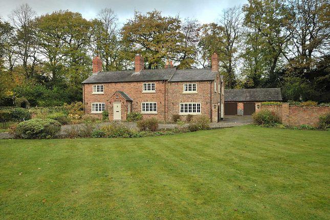 Thumbnail Detached house for sale in Park Lane, Higher Walton, Warrington