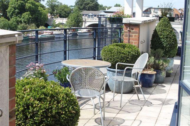 Thumbnail Flat to rent in Riverside, Penthouse Stevens Place, Kingston