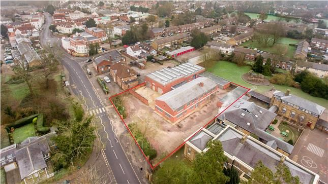Thumbnail Land for sale in 35-39 London Road, Harlow, Essex