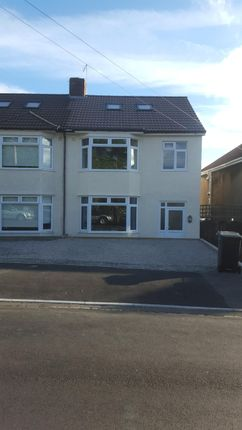 Thumbnail Detached house to rent in Radley Road, Bristol