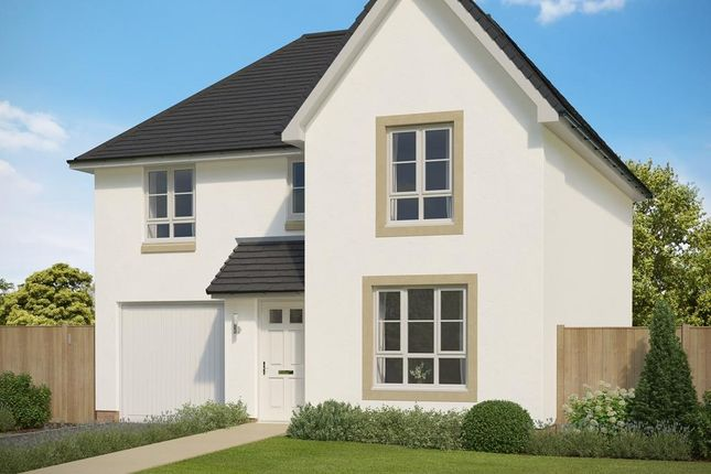 "Thumbnail Detached house for sale in ""Dunbar"" at Kingsgate Retail Park, Glasgow Road, East Kilbride, Glasgow"
