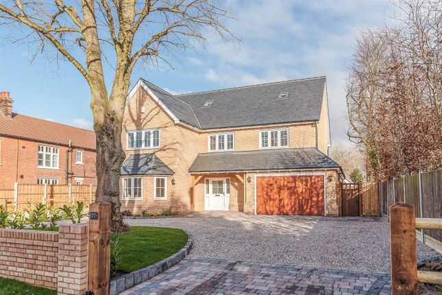 Thumbnail Detached house for sale in Mill Road, Stock, Ingatestone