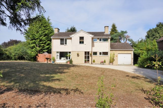 Thumbnail Detached house for sale in Cumnor Hill, Oxford