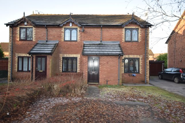 Thumbnail Town house to rent in Far Field Road, Edenthorpe, Doncaster