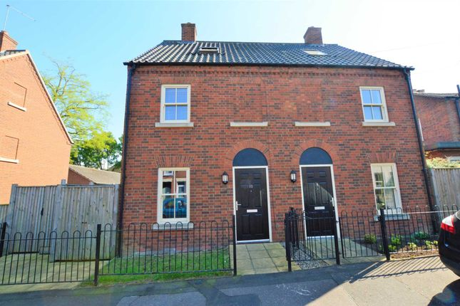 Thumbnail Semi-detached house for sale in Speke Street, Norwich