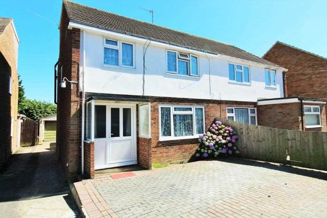 Thumbnail Semi-detached house for sale in Willow Tree Close, Willesborough