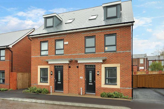 Thumbnail Semi-detached house for sale in Charlton Street, Rochdale