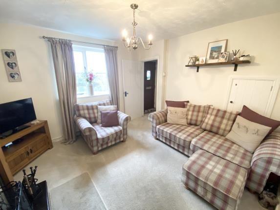 Lounge of Cilcain Road, Gwernaffield, Mold, Flintshire CH7