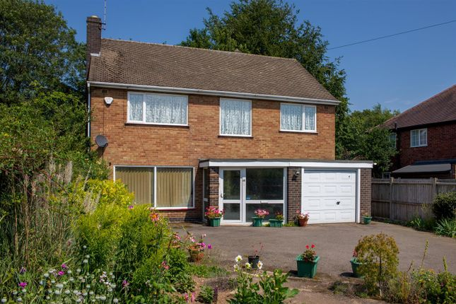 Outside Front of Manor Road, Desford, Leicester LE9