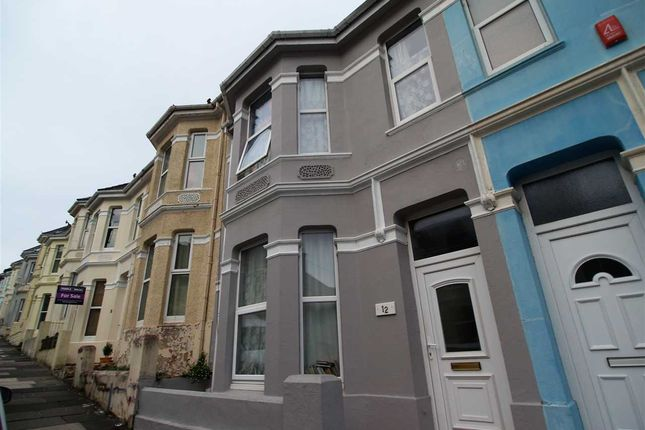 Thumbnail Property to rent in Craven Avenue, Plymouth