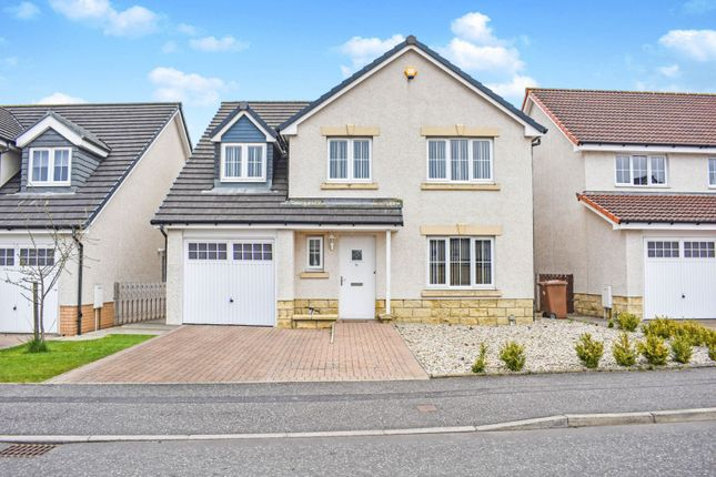 Front of Fitzallan Place, Bathgate EH48
