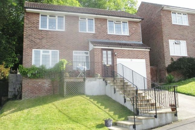 Thumbnail Detached house for sale in Russet Way, Yeovil