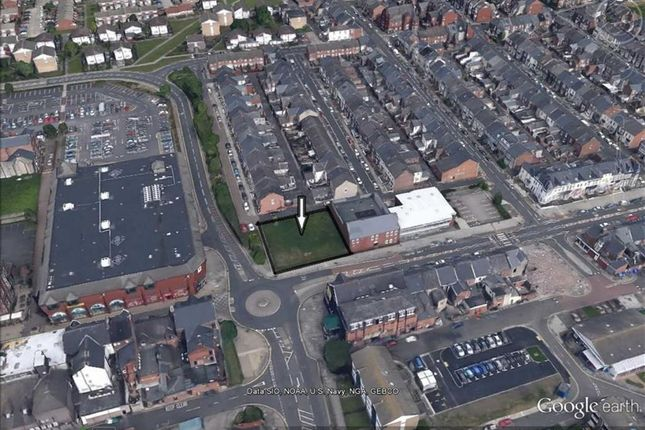 Thumbnail Land for sale in Ocean Road, South Shields