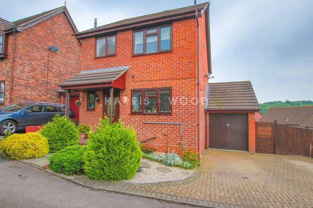 Thumbnail Detached house for sale in Egret Crescent, Colchester
