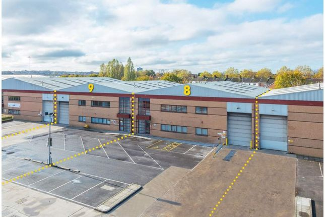 Thumbnail Light industrial to let in 8&9 Dunbeath Court, Swindon