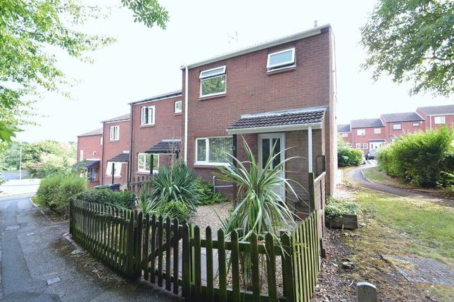 Thumbnail End terrace house for sale in Patch Lane, Oakenshaw, Redditch