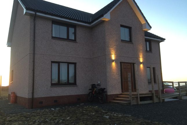Thumbnail Detached house for sale in West Isle, Out Skerries, Shetland