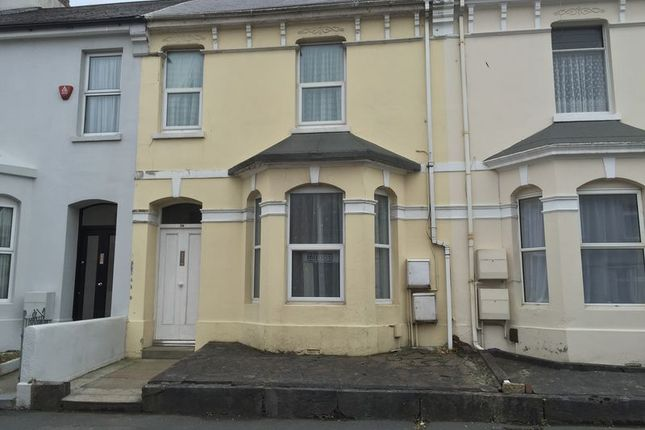 Thumbnail Flat to rent in Grenville Road, St Judes, Plymouth - Spacious Modern Gff