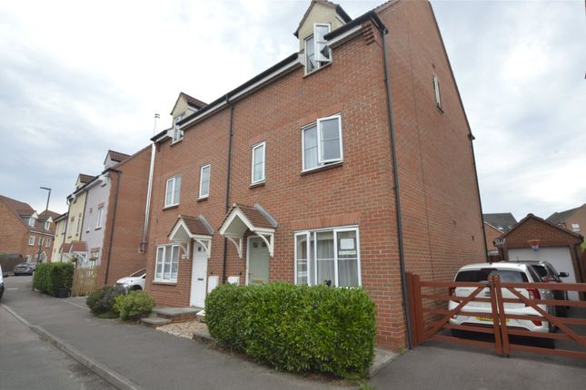 Thumbnail Semi-detached house for sale in Cambrian Rd, Tewkesbury