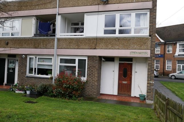 Thumbnail Maisonette to rent in Somerset Road, Kingston