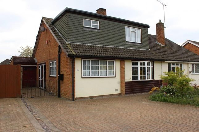 Thumbnail Bungalow for sale in Hazel Road, Mytchett