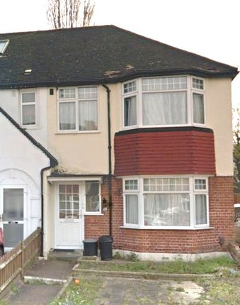 Thumbnail Terraced house to rent in Granville Road, Hillingdon, Uxbridge