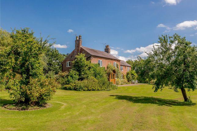 Thumbnail Detached house for sale in Boundary Lane, Threapwood, Malpas, Cheshire
