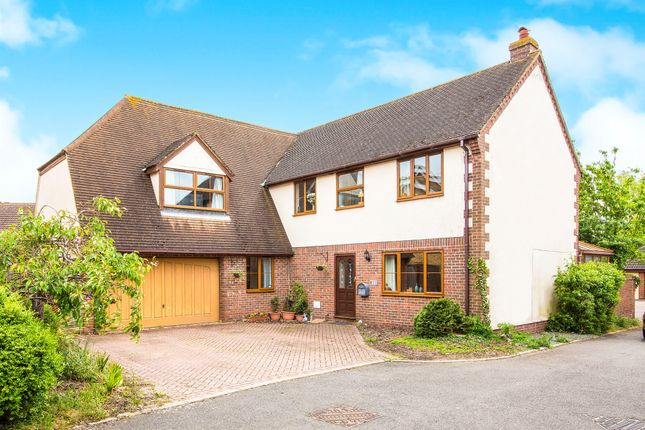 Thumbnail Detached house for sale in Morris Close, Buckden, St. Neots