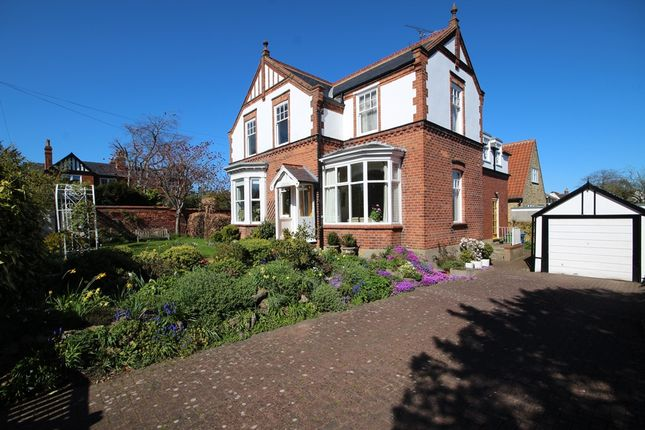 Thumbnail Detached house for sale in West Park Road, Scalby, Scarborough