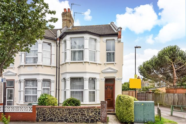 Thumbnail End terrace house for sale in Meads Road, Wood Green, London