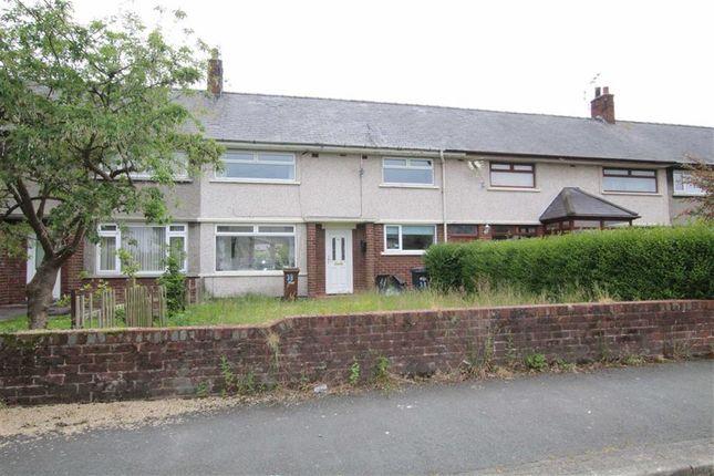 Thumbnail Terraced house to rent in Bryn Garth, Penyffordd, Holywell