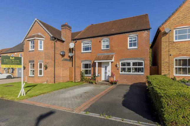 Thumbnail Detached house for sale in Ovaldene Way, Trentham