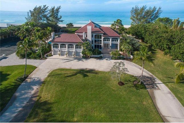 Thumbnail Property for sale in 8218 Sanderling Rd, Sarasota, Fl, 34242